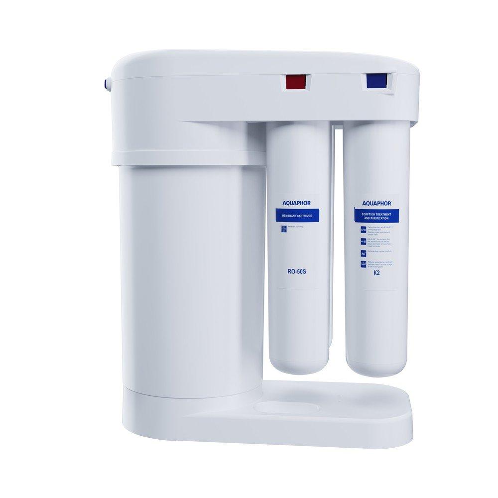 Aquaphor RO-101S reverse osmosis system (330 €)